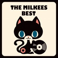 THE MILKEES BEST [LP]